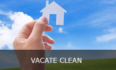exit and vacate cleaning for bond perth